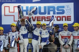 Greaves win Silverstone Thriller