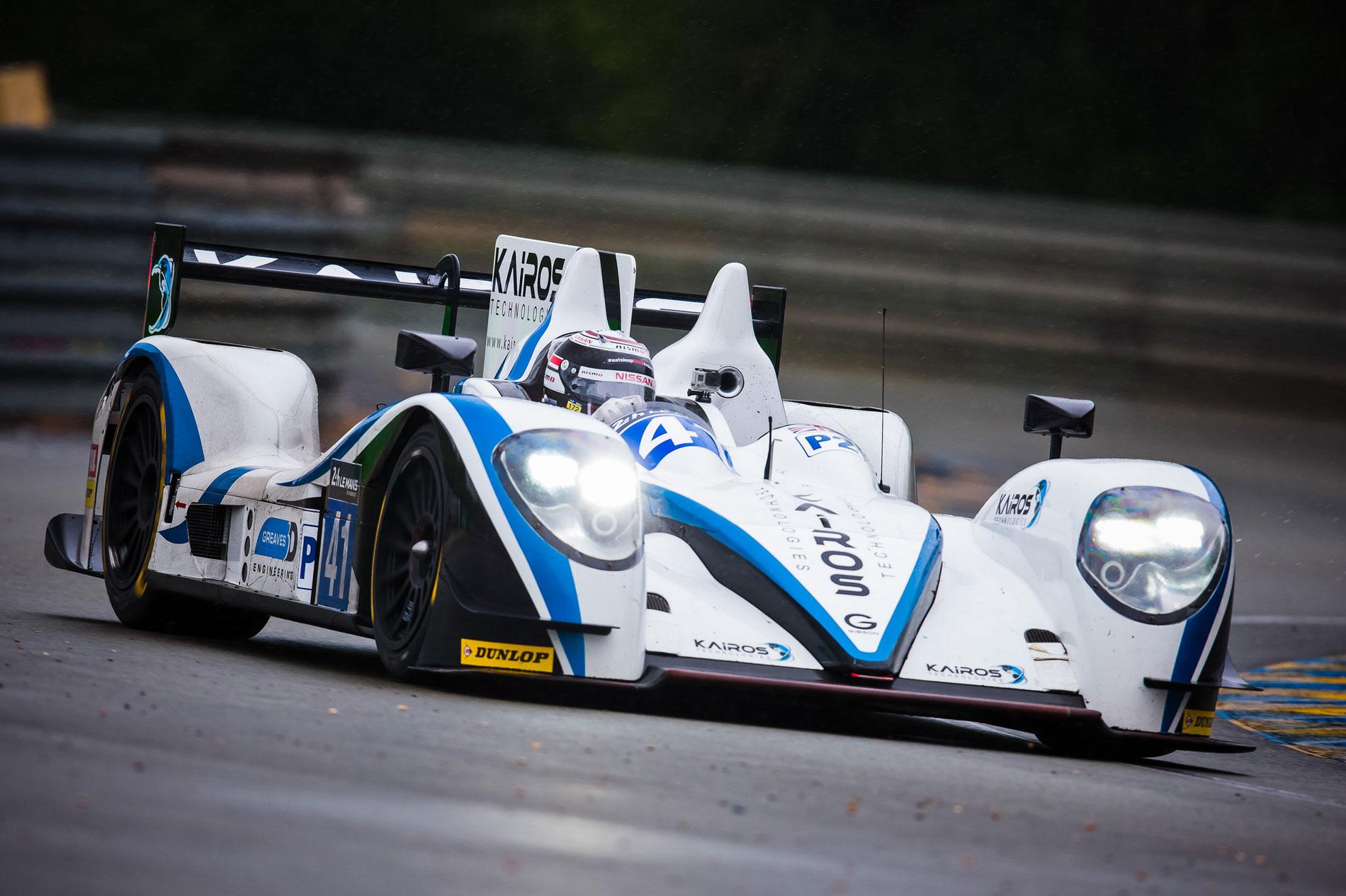 Paletou to make Le Mans debut