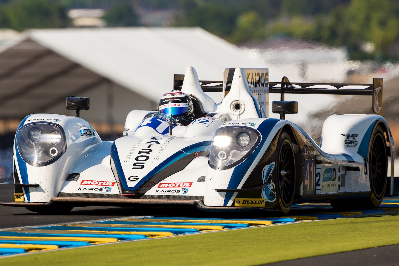 Le Mans disappointment for Greaves
