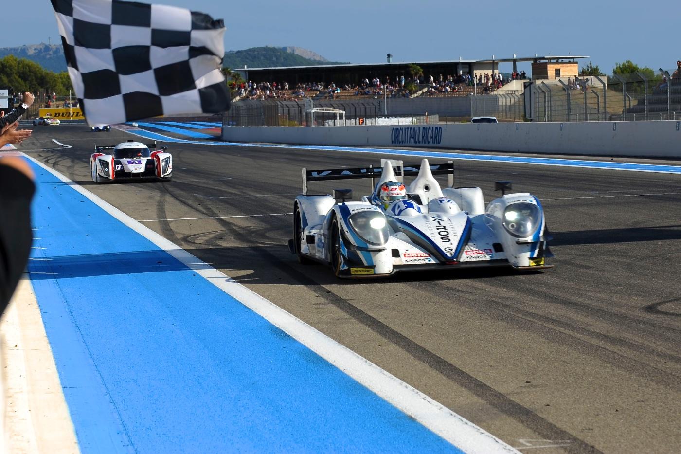 Greaves Motorsport take Ricard win
