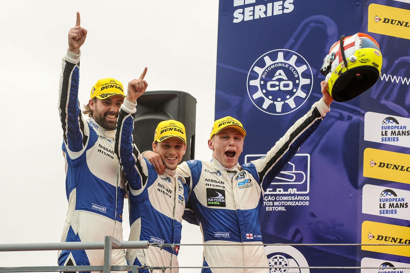 Greaves win ELMS Championship