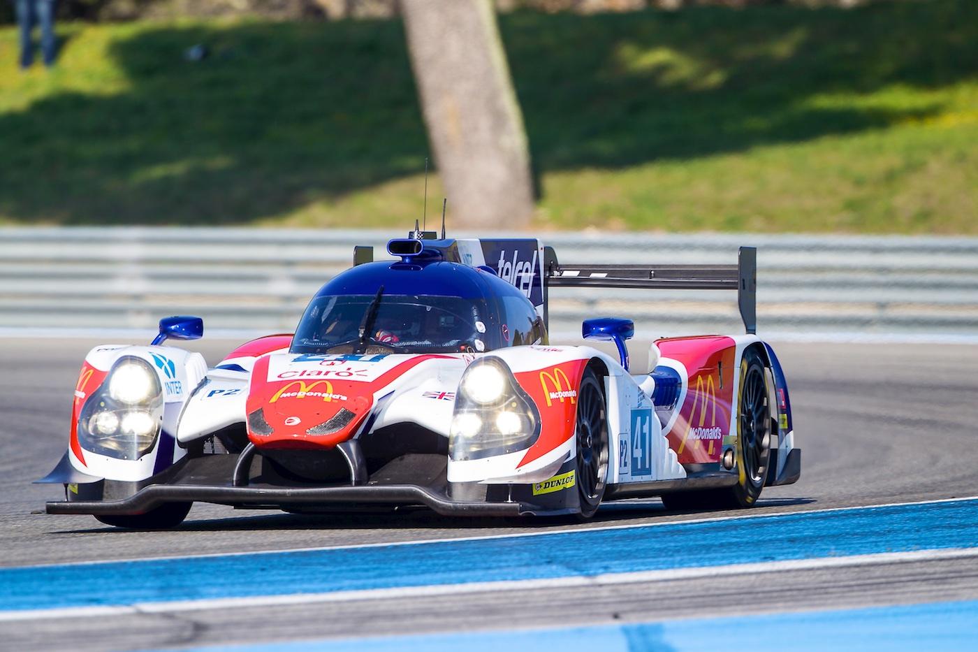 Greaves to race a Ligier JS P2 in 2016