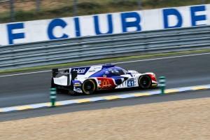 Berthon confirmed for Le Mans