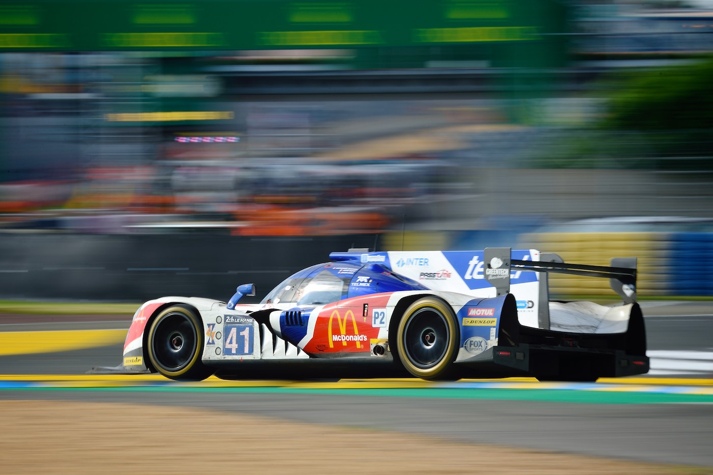 Greaves take top 6 at Le Mans