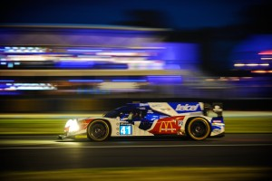 Greaves ready for Le Mans 24 hour