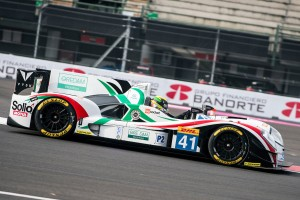 Local stars for Mexico City FIA WEC