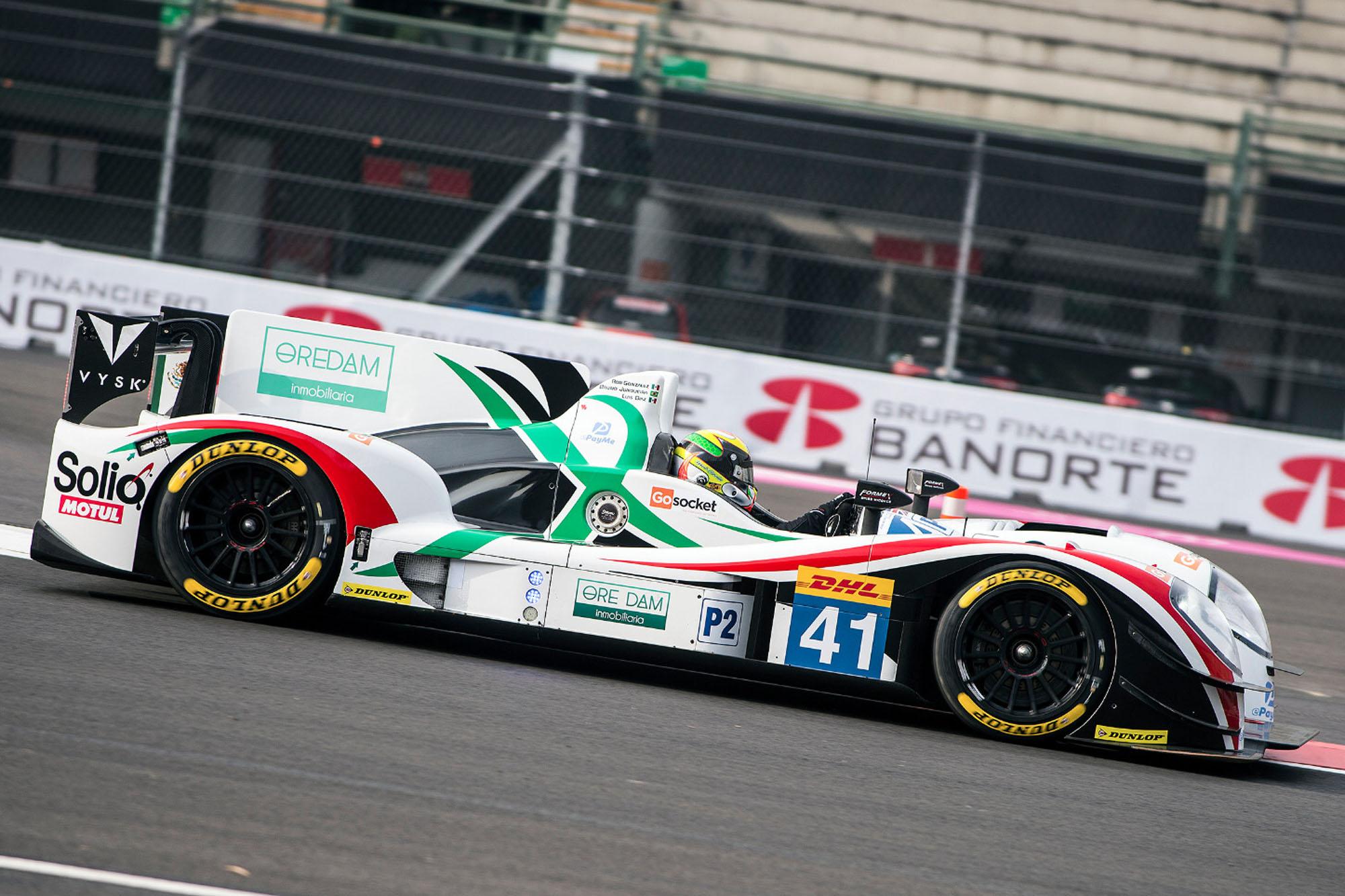 Local stars for Mexico City FIA WEC