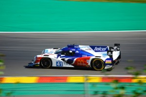 Solid performance for Greaves at Spa